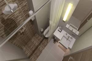 Hotel Arimbi Destik Bandung - Kamar mandi