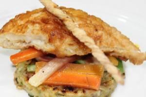 Hotel Dafam Cilacap - Deep Fried Dory Fish