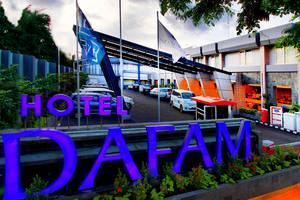 Hotel Dafam Cilacap - Tampilan Depan Hotel
