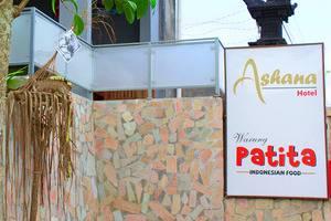 Ashana Hotel Uluwatu - Patita Restaurant