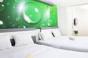 Guest House Bintang 3 Semarang - famely room
