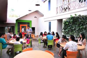 Guest House Bintang 3 Semarang - RESTOURANT