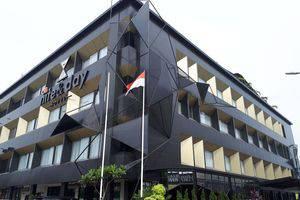 All Nite & Day Palembang - Building