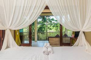 ZenRooms Ubud Mas - Tempat tidur double
