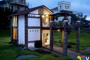 Villa Anyelir Istana Bunga - Lembang Bandung Bandung - Eksterior