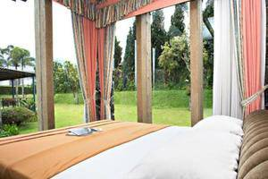 Villa Anyelir Istana Bunga - Lembang Bandung Bandung - Kamar tamu