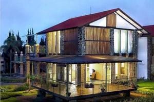 Villa Anyelir Istana Bunga - Lembang Bandung