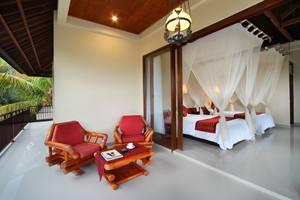 Putri Ayu Cottages Bali - Balkon