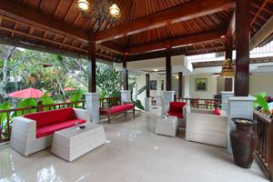 Putri Ayu Cottages Bali - Lobi