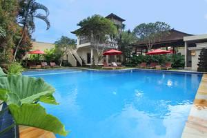 Putri Ayu Cottages Bali - Kolam Renang
