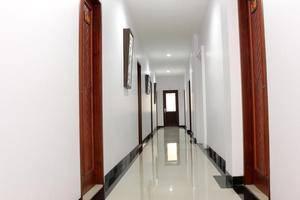 Green Tropical Village Hotel & Resort Belitung - Koridor
