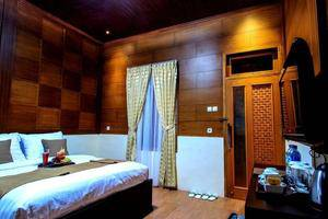 Green Tropical Village Hotel & Resort Belitung - Kamar tamu
