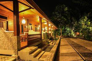 Green Tropical Village Hotel & Resort Belitung - Eksterior