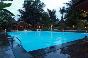 Green Tropical Village Hotel & Resort Belitung - Poll