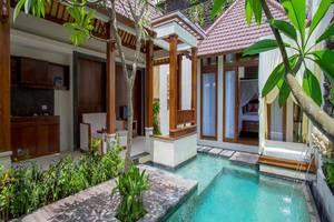 Astagina Resort Villa and Spa Bali - Kolam Renang