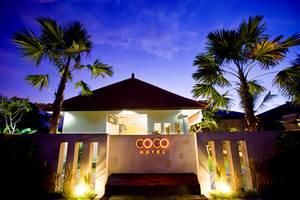 Natya Hotel Tanah Lot - Tampilan Luar