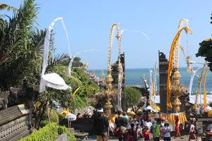 Natya Hotel Tanah Lot - Tujuan Wisata yang terletak 300 meter dari Hotel.