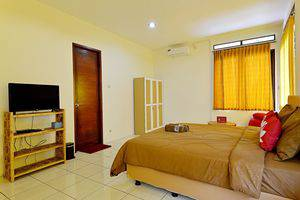 ZenRooms Km 20 Kaliurang Yogyakarta - Tempat Tidur Double