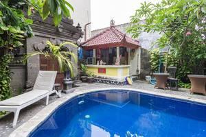 RedDoorz near Ground Zero Legian 2 Bali - Kolam Renang