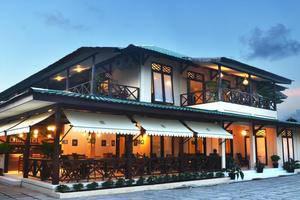 Samawa Transit Hotel Sumbawa - bangunan