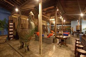 D Omah Hotel Yogjakarta - Eksterior