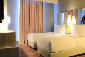 Pesonna Hotel Semarang - Kamar Deluxe Twin