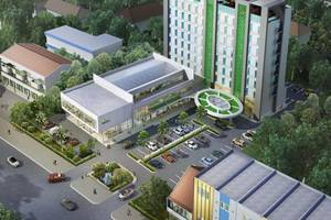 Kyriad Pesonna Hotel Semarang Semarang - Eksterior