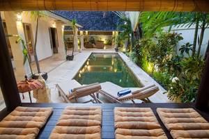 Citrus Tree Villas - La Playa Bali - Kolam Renang