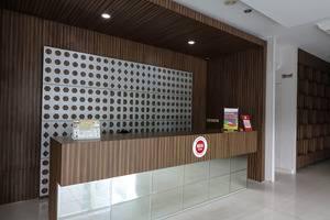 NIDA Rooms Sudirman 240 Marpoyan Damai Pekanbaru - Resepsionis