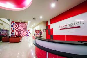 Fave Hotel Balikpapan - Lobby