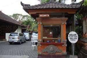 Hotel Ratu Bali - Pintu Masuk