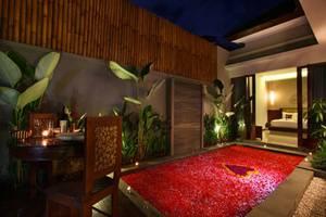 Maharaja Villas Bali - Candle Light Dinner