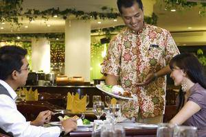 Kota Bukit Indah Plaza Hotel Purwakarta - Makan Malam