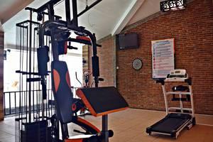Meotel Purwokerto - Fitness Centre