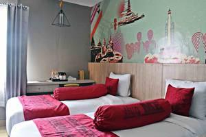 Meotel Purwokerto - Smart Room