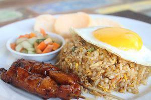 Burza Hotel  Yogyakarta - Nasi Goreng Burza