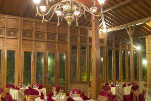 Burza Hotel  Yogyakarta - Pendopo