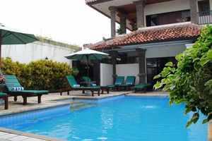 Batu Belig Hotel Bali - Pool