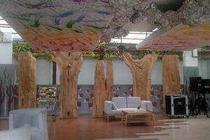 Burza Hotel Lubuk Linggau Lubuklinggau - Lobby