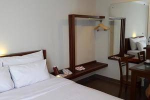 Burza Hotel Lubuk Linggau Lubuklinggau - Bedroom