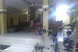 D'Cemara Guest House Jambi - Pojok fitness area