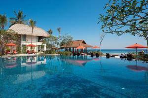 Sudamala Suites & Villas Senggigi Lombok - Kolam Renang