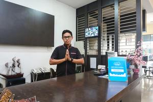Airy Pasar Baru Selat Panjang 11 Medan - Lobby