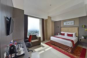 Travello Hotel Bandung -  Deluxe Double