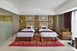Travello Hotel Bandung -  Suite Twin