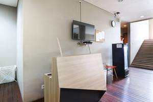 M Suite Lippo Karawaci Tangerang - Shared Area