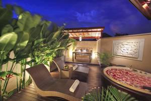 Kanishka Villas Bali - Suite Jacuzzi eksterior 2