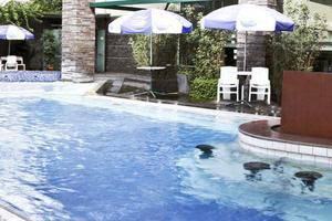 Kedaton Hotel Bandung - kolam renang