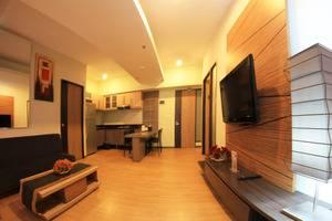 Simply Valore Hotel Cimahi - Ruang tamu