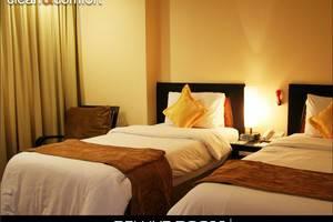 Hotel Pacific Balikpapan - Kamar Deluxe